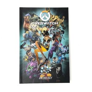 Overwatch Hard Cover Anthology Vol. 1